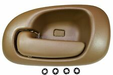 fits Dodge Intrepid Interior Inner Inside Door Handle Driver Side Rear Beige