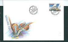 Aland 1999 Sailing on unaddressed post office first day cover