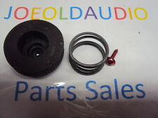 Technics SL-BD3 Original Foot, Spring, and Mounting Screw. Parting Out SL-BD3.