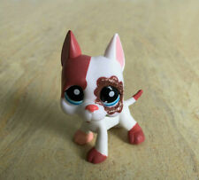Littlest Pet Shop Custom OOAK LPS Dane Pink Hand Painted Figure