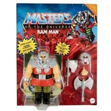 MATTEL MASTERS OF THE UNIVERSE ORIGINS RAM MAN MOTU 2020