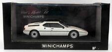 Voitures miniatures MINICHAMPS en édition limitée BMW