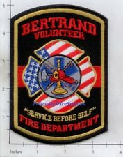 Montana - Bertrand MO Volunteer Fire Dept Patch