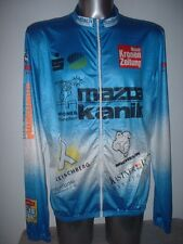 Michelin Mazda Cycle Cycling Shirt Jersey Adult XXL 7 Trikot Ciclismo Maglia Top