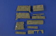 Verlinden 1:35 KV-1 Ehkranami Point Blank Damaged Panels VP2770
