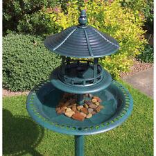 Premium Quality Ornamental Bird Feed Bath & Table  BRAND NEW - NEXT DAY DELIVERY