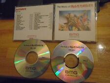 MEGA RARE PROMO Iron Maiden 2x CD Music Of BMG publishing METAL Bruce Dickinson