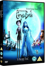 Corpse Bride  (UK IMPORT)  DVD NEW