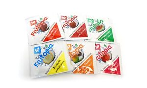 6 x 3ml Foil packs ID Frutopia Water Based Lubricant Choice of 6 Flavours