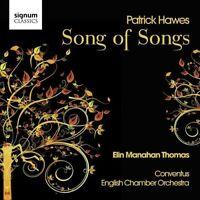 Elin Manahan Thomas - Patrick Hawes: Song of Songs [CD]