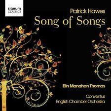 Elin Manahan Thomas - Patrick Hawes Song of Songs [CD]