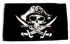 Flagge / Fahne Pirat Blutiger Dolch Hissflagge 90 x 150 cm