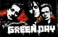 GREEN DAY 2009 21st CENTURY BREAKDOWN TOUR CONCERT PROGRAM BOOK / NMT 2 MINT