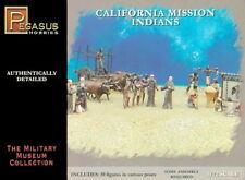 Pegasus 1/72 7051 California Mission Indians (28 Figures & 4 Oxen)