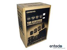 ONKYO ht-s9700thx 7.1 Home Cinema AV-RECEIVER altoparlanti Set ATMOS HDCP 2.2 4k HDR