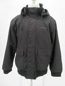 M2300 VTG Men's Carhartt Quilt-Lined Hooded Ranger Jacket Size XL