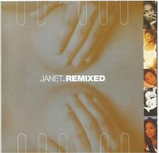 Janet Jackson - Janet Remixed 1995 CD album