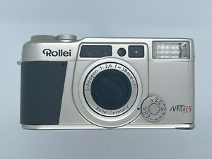Rollei AFM 35 Point & Shoot Camera 38mm F2.6 SEE DESCRIPTION