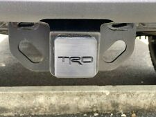 TRD Toyota tow hitch cover 2 inches
