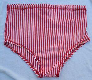 Men's Vintage 100% Nylon Swim Suit Swim Team Speedos