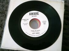 "JUDY GREEN - FACE TO FACE / I STILL LOVE YOU SO * SOUL FUNK 7"" 45"
