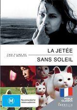 La Jetee / Sans Soleil (DVD, 2016)