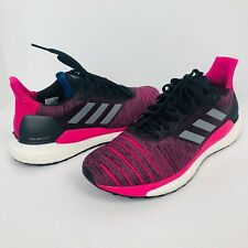 Adidas Boost Continental split glide pink woman's size 9.5 sneakers shoes