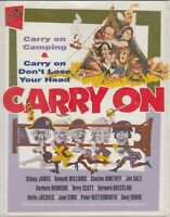 Carry on Camping / Don't Lose Your Head 2 Cassette Audio Book Humour Sid James