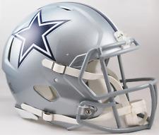DALLAS COWBOYS NFL Riddell SPEED Full Size Authentic Football Helmet
