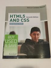 HTML5 and CSS: Introductory by Woods, Denise M.