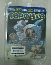 DISNEY 70 ANNI TOPOLINO 40° ALLUNAGGIO - COPERTINE STORICHE IN METALLO # 19