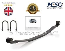 SINGLE LEAF SPRING & U BOLTS FORD TRANSIT MK7 2006-2014 2.4 RWD 75MM