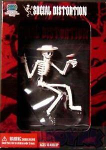 "Social Distortion Skeleton 7"" Figure"