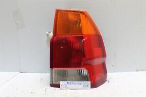 1997-1998-1999 Mitsubishi Montero Sport Right Pass OEM tail light 05 6F2