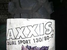 MAXXIS DUAL SPORT 130/80 17 - BRAND NEW (OLD STOCK)