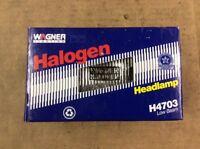 New Wagner H4703 Low Beam Headlight Bulb