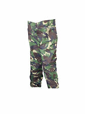 ZIP LEG GORETEX TROUSERS- DPM CAMO - WATERPROOF - 80/104 WAIST - NEW