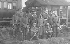 BG32631 varsovie warszawa warsaw real photo kowalewski trembacka poland military