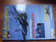 $$v Revue Air actualites N°545 dossier Jaguar  EC 1/7 Provence  Claudie Haignere