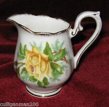 1 - Royal Albert Tea Rose Yellow Mini Creamer (2014-212)