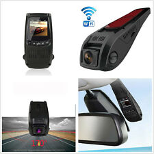 F5 1080P HD Mini Hidden Built-In Wifi Vehicle DVR Video Camera Recorder Dash Cam