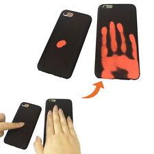 Magic Heat Sensitive Change Color Back Case Cover For iPhone 6 6s 7 7 7Plus
