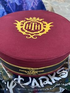 Disney Parks Tower Of Terror Bellhop Hat Cap Hollywood Tower Hotel With Tag
