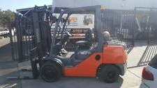 Toyota Forklift 8FG30 2009 Model Low Hrs Container Mast $19,999+GST Negotiable