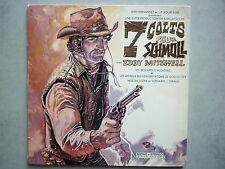 Eddy Mitchell 33Tours vinyle 7 Colls Pour Schmoll