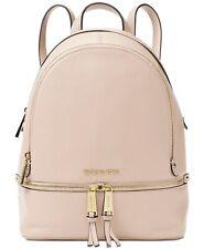Michael Kors Women's Rhea Small Leather Backpack Satchel
