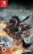Darksiders Warmastered Edition Nintendo Switch Game