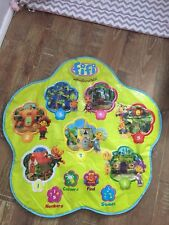 Fifi And The Flowertots Mat Sounds Musical Learn Numbers Colours Play Green Flow