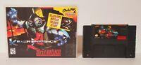 Killer Instinct (Super Nintendo Entertainment System, 1995) Cleaned & Tested