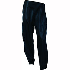Oxford Motorcycle Bike Rainseal Lightweight Over Trousers Black Size S - 6xl 2xl